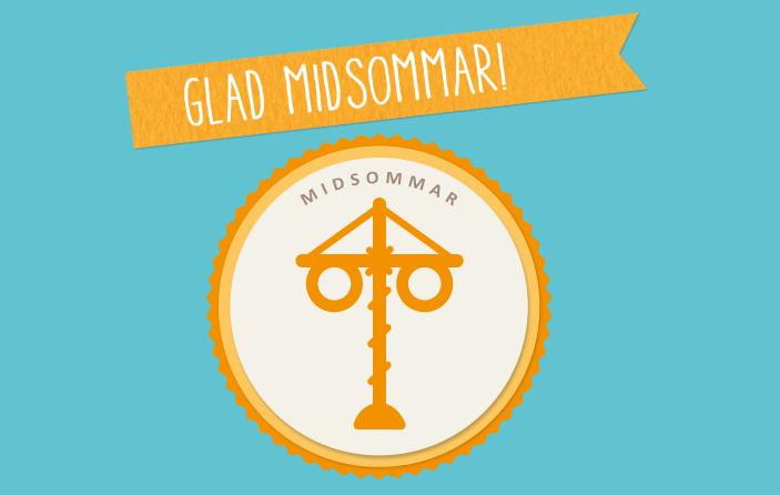 Glad midsommar!